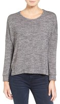 Velvet by Graham & Spencer Women's Cozy Jersey Pullover