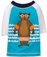 Gymboree Swim Bear Rashguard