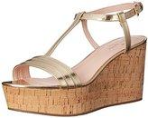 Kate Spade Women's Tallin Wedge Sandal
