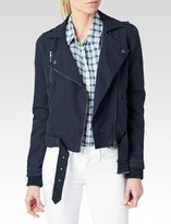 Paige Marjorie Jacket - Dark Ink Blue