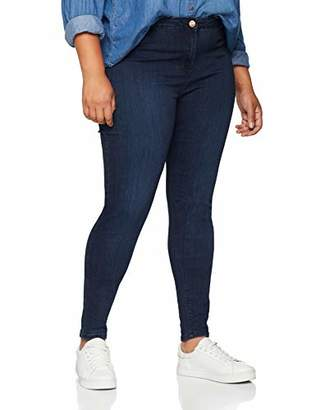 Fly London Simply Be Women's SOPHIA FRONT JEGGING Skinny Skinny Jeans,(Manufacturer Size: 12)
