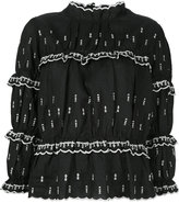 Etoile Isabel Marant Daniela embroidered top