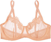 Mimi Holliday Comfort Tulle And Lace Underwired Bra