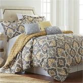 Asstd National Brand Shana Cotton Reversible 6-pc Comforter Set