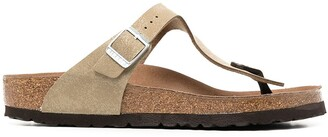Birkenstock T-bar flat sandals