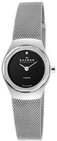 Skagen Label 2-Hand with Diamond Marker Women's watch SSSB