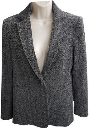 Frame Grey Cotton Jackets