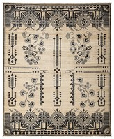 """Solo Rugs Eclectic Area Rug, 8' x 9'8"""""""