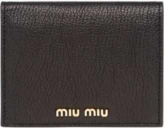 Miu Miu Bifold Wallet