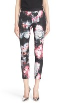 Ted Baker Women's 'Ethereal Posie' Floral Print Crop Trousers