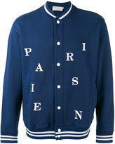 MAISON KITSUNÉ Parisien bomber jacket