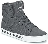 Supra KIDS SKYTOP Charcoal / White