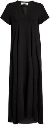 MARK KENLY DOMINO TAN Dava Maxi Dress