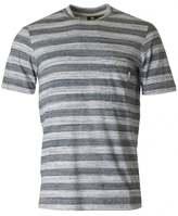 Paul Smith Slim Fit Distorted Stripe Crew T-shirt