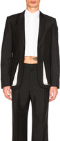 Givenchy Contrast Pocket Blazer