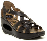 Fly London Hauk Wedge Sandal
