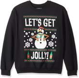 Hybrid Hybriden's Let's Get Jolly Snowan Holiday Pullover