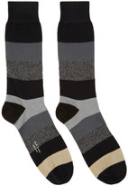 Paul Smith Black Starlight Socks