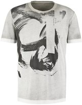 Calvin Klein Jeans Turbojet Regular Fit Print Tshirt White