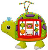 Infantino Slide & Spin Turtle Activity Center