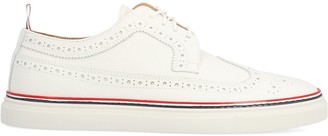 Thom Browne Perforated Lace Up Shoes