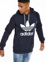 adidas Adicolor Trefoil Pullover Hoodie