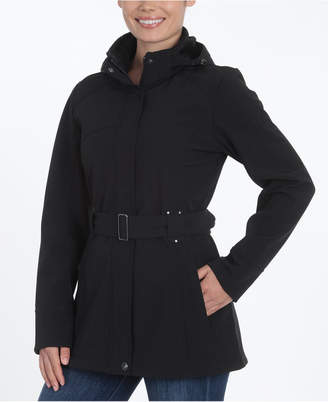 Gerry Winter Hooded Belted Trench Coat