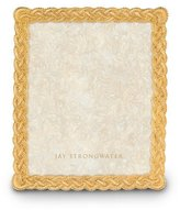 Jay Strongwater BRAIDED 8X10 FRAME
