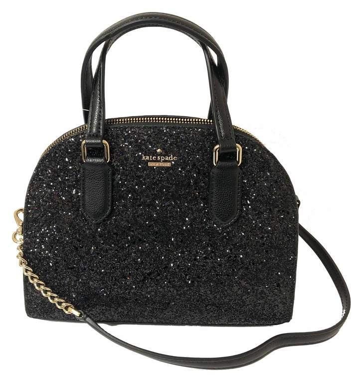 Kate Spade new york Laurel Way Glitter Reiley Crossbody Handbag