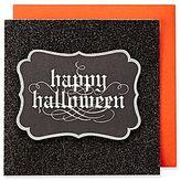 Martha Stewart MarthaCelebrationsTM Halloween Card – Happy Halloween