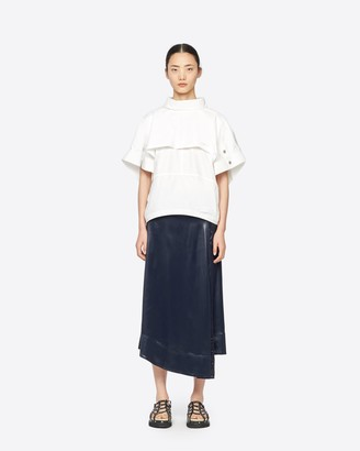 3.1 Phillip Lim Dolman Sleeve Top