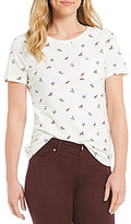 Levi's s Perfect Pocket Short-Sleeve Graphic Tee