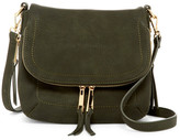 Urban Expressions Eden Vegan Leather Crossbody