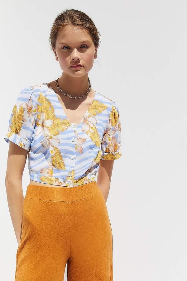3bb7c84d Urban Renewal Vintage Women's Tops - ShopStyle