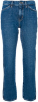 MiH Jeans cropped straight jeans