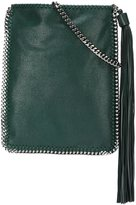 Stella McCartney 'Falabella' flat crossbody bag