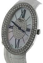 Chopard Classiques Femme 18K White Gold Diamond Watch
