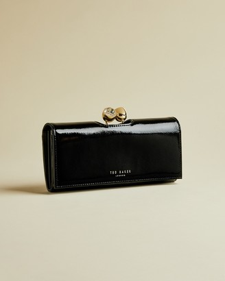 Ted Baker ELADOR Patent bobble matinee purse