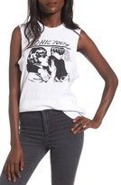 Topshop Women's By And Finally Sonic Youth Graphic Tank