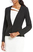 Antonio Melani Terry Stretch Suiting Jacket