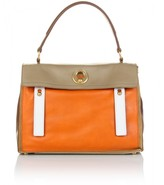 MUSE TWO MEDIUM FLAP TOTE