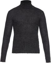 Gucci Roll-neck wool-knit sweater