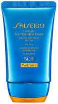Shiseido Ultimate Sun Protection Cream SPF 50+ WetForce, 1.7 oz.