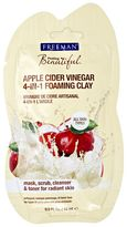 Freeman Foaming Apple Cider Vinegar 4-In-1 Clay Mask