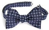 Eton Men's Medallion Silk Bow Tie