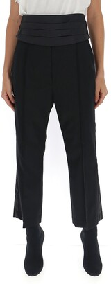 MM6 MAISON MARGIELA Tailored Belted Trousers