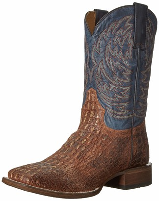 Roper Men's Lars Western Boot Brown 7 D D US