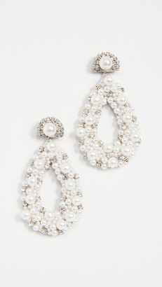 Deepa Gurnani Deepa by Arabella Earrings