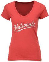 '47 Women's Washington Nationals Flanker T-Shirt