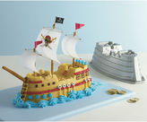 Nordicware Northland Aluminum Products Pirate Ship Cake Pan
